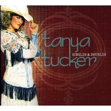 Tanya Tucker SINGLES & DOUBLES CD