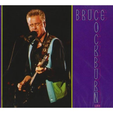 Bruce Cockburn LIVE CD