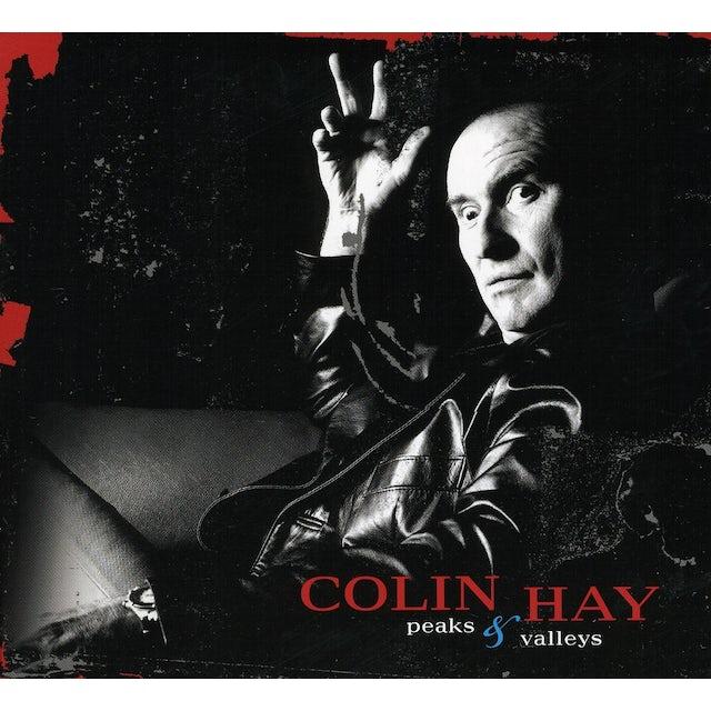 Colin Hay PEAKS & VALLEYS CD