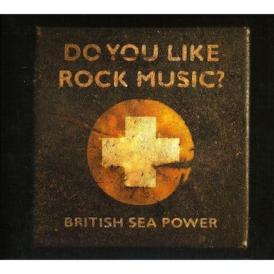 British Sea Power DO YOU LIKE ROCK MUSIC CD
