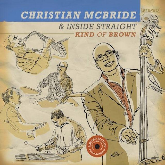 Christian / Inside Straight Mcbride KIND OF BROWN: THE VINYL Vinyl Record