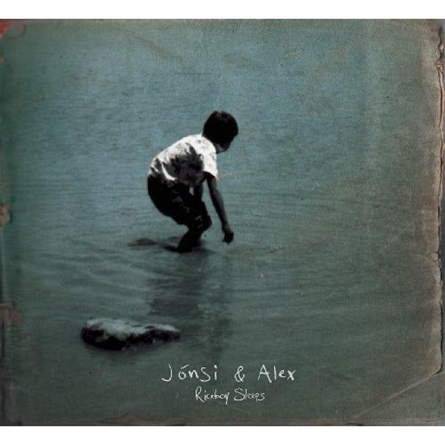 Jonsi & Alex RICEBOY SLEEPS Vinyl Record
