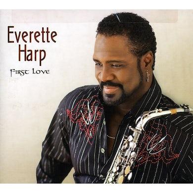 Everette Harp FIRST LOVE CD