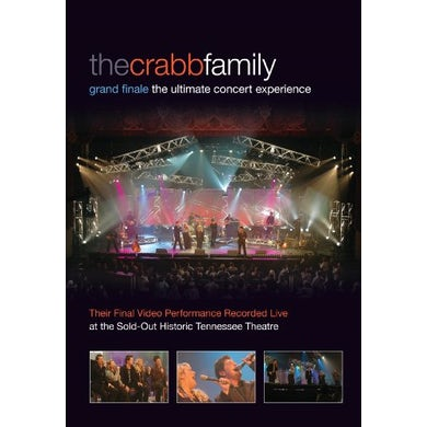 GRAND FINALE: THE ULTIMATE CONCERT EXPERIENCE DVD