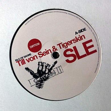 Till Von Sein / Tigerskin ISLE OF SAHNE Vinyl Record