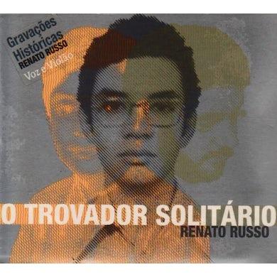 Renato Russo O TROVADOR SOLITARIO CD