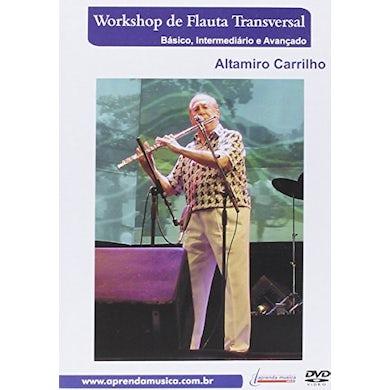 WORKSHOP DE FLAUTA TRANSVERSAL DVD