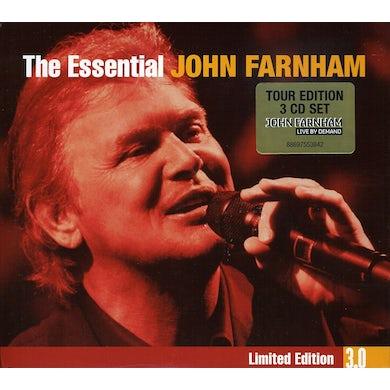 John Farnham ESSENTIAL 3.0 CD