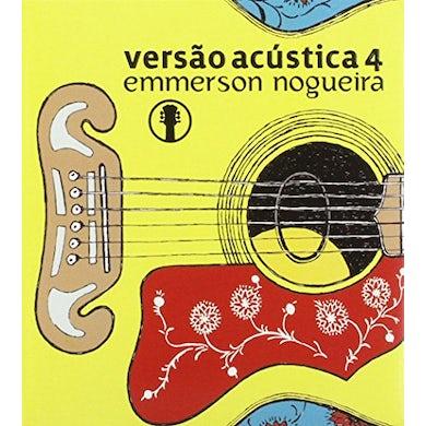 Emmerson Nogueira VERSAO ACUSTICA 4 CD