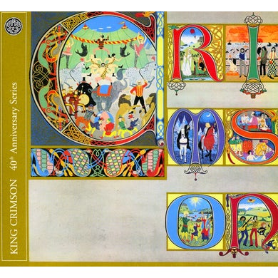 King Crimson LIZARD CD