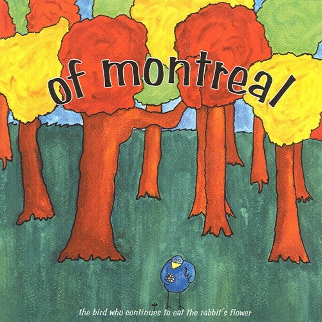 Of Montreal BIRD WHO CONTINUES TO EAT THE RABBIT'S FLOWER Vinyl Record