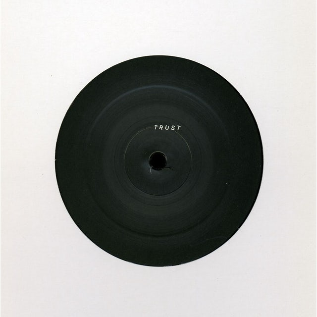 Tiefschwarz TRUST REMIXES Vinyl Record