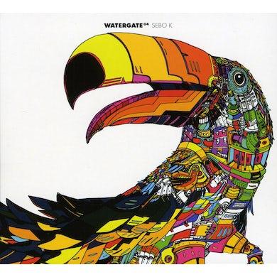 Sebo K WATERGATE 04 CD
