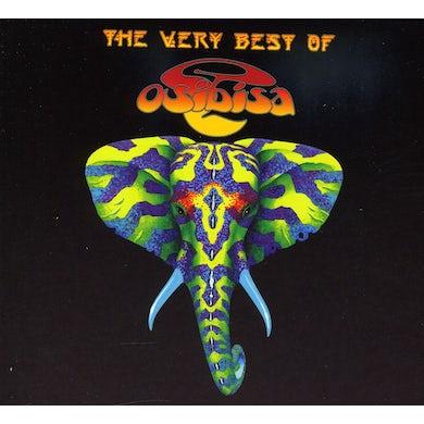 Osibisa VERY BEST OF CD