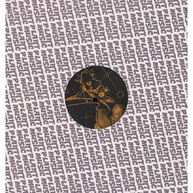 Glass SUPERHERO Vinyl Record