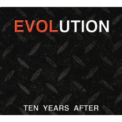 Ten Years After EVOLUTION CD
