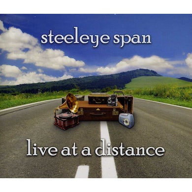 LIVE AT A DISTANCE CD