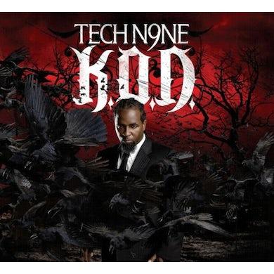 Tech N9Ne KOD CD