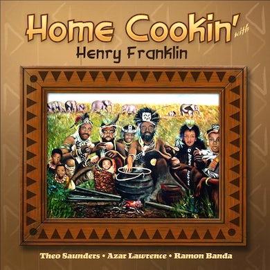 Henry Franklin HOME COOKIN CD
