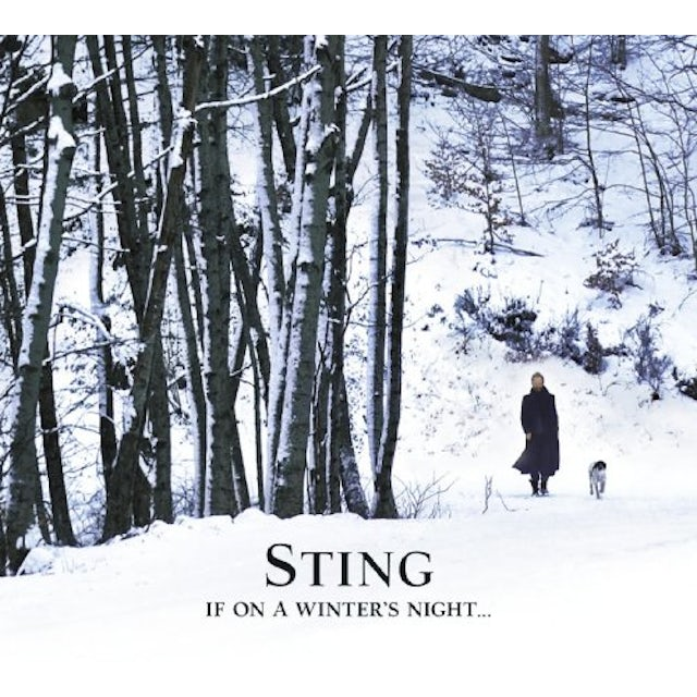 Sting IF ON A WINTER'S NIGHT Vinyl Record - Special Packaging