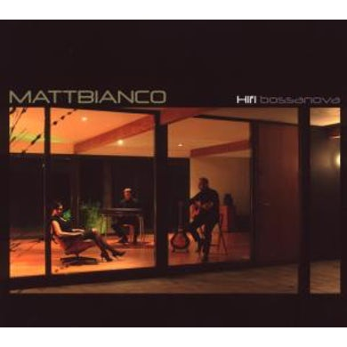 Matt Bianco HIFI BOSSANOVA CD