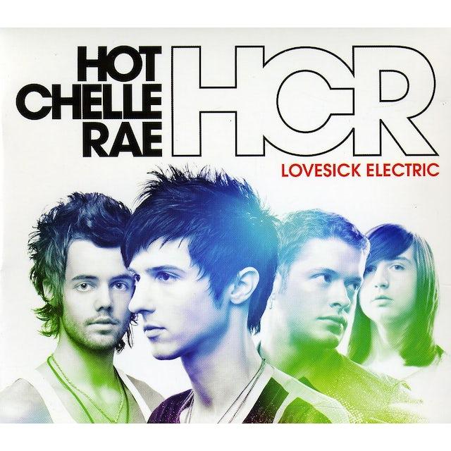 Hot Chelle Rae LOVESICK ELECTRIC CD