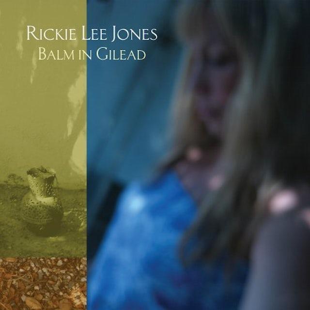 Rickie Lee Jones BALM IN GILEAD CD