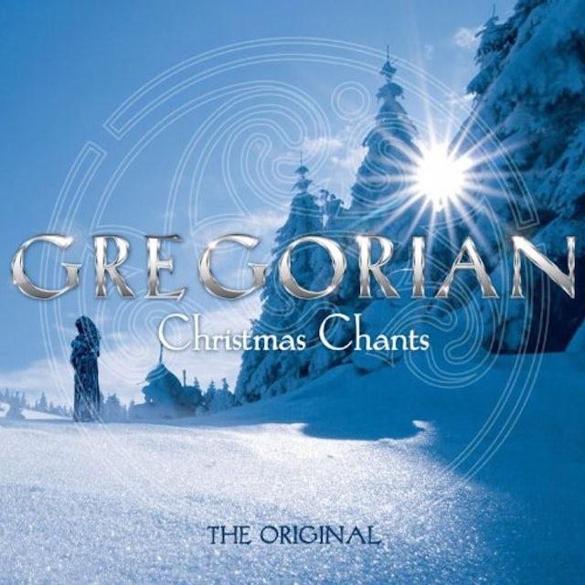 Gregorian CHRISTMAS CHANTS CD