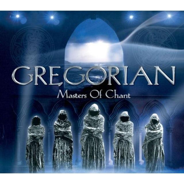 Gregorian MASTERS OF CHANT CD