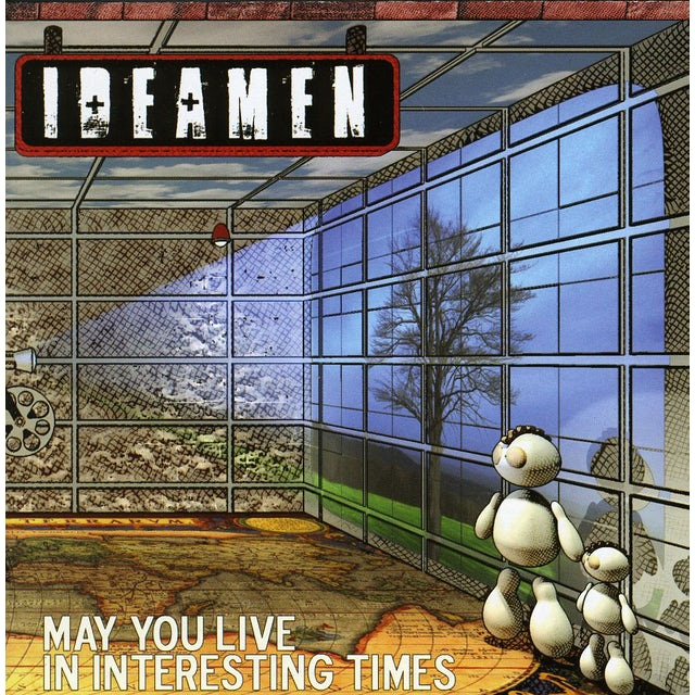 Ideamen MAY YOU LIVE IN INTERESTING TIMES CD