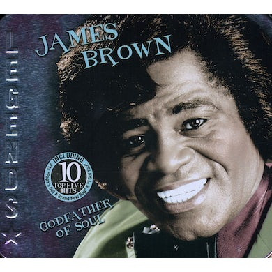 James Brown GODFATHER OF SOUL CD