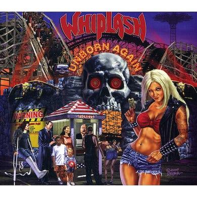Whiplash UNBORN AGAIN CD