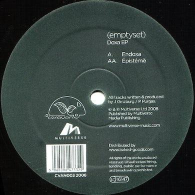 Emptyset DOXA (EP) Vinyl Record