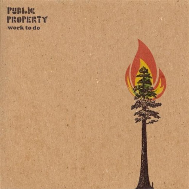 Public Property WORK TO DO CD