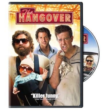HANGOVER DVD