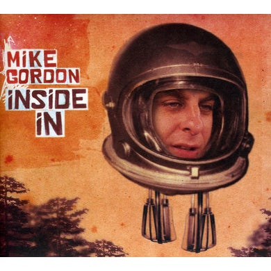 Mike Gordon INSIDE IN CD