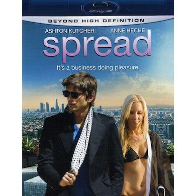 SPREAD Blu-ray
