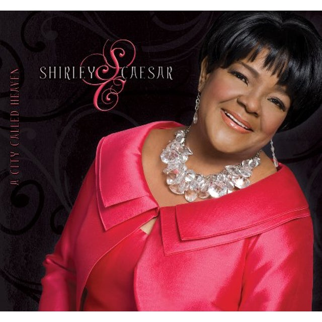 Shirley Caesar CITY CALLED HEAVEN CD