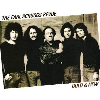 Earl Scruggs BOLD & NEW CD