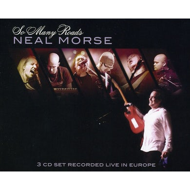 Neal Morse SO MANY ROADS CD