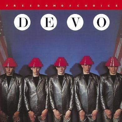 Devo FREEDOM OF CHOICE (RED VINYL) Vinyl Record