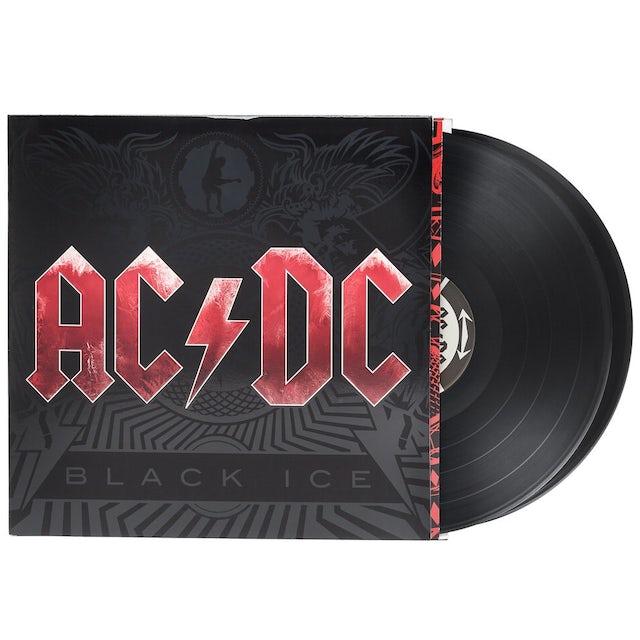 AC/DC BLACK ICE Vinyl Record