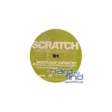 Scratch BOOTCAMP INFANTRY Vinyl Record