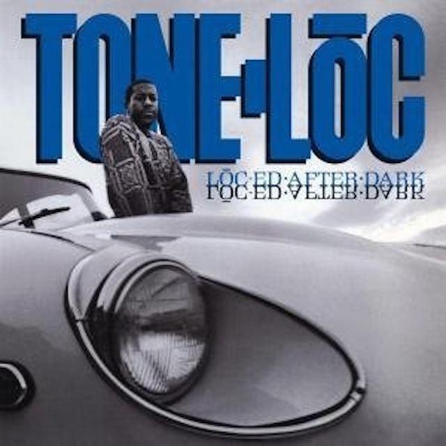Tone Loc LOC-ED AFTER DARK Vinyl Record