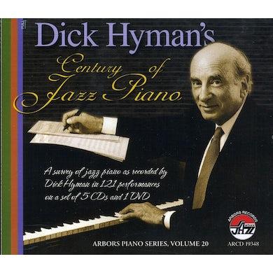 Dick Hyman CENTURY OF JAZZ PIANO CD