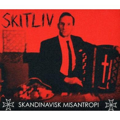 Skitliv SKANDINAVISK MISANTROPI CD