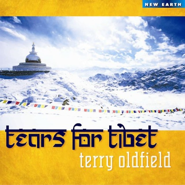 Terry Oldfield TEARS FOR TIBET CD
