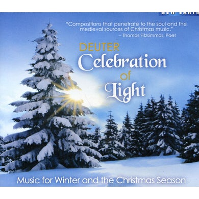 Deuter CELEBRATION OF LIGHT CD