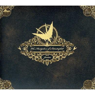 Junius MARTYRDOM OF A CATASTROPHIST CD