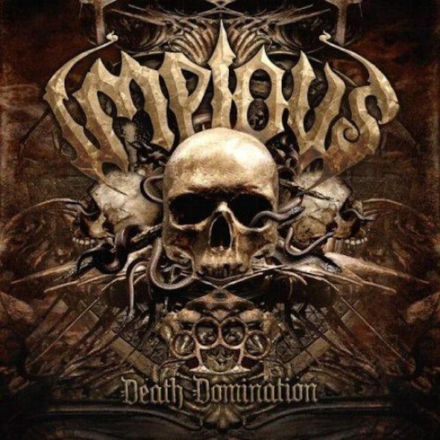 Impious DEATH DAMNATION CD
